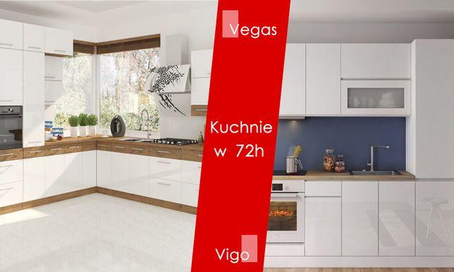 Meble kuchenne z dostawą w 3 dni. szafki kuchenne modułowe cała PL.