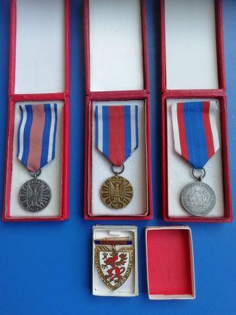 Medale PRL