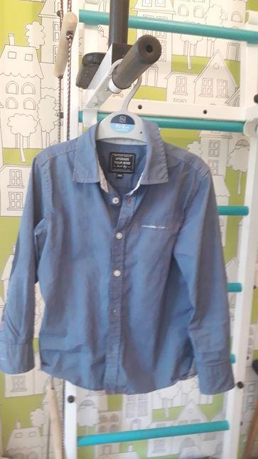 Рубашки на рост 104-116