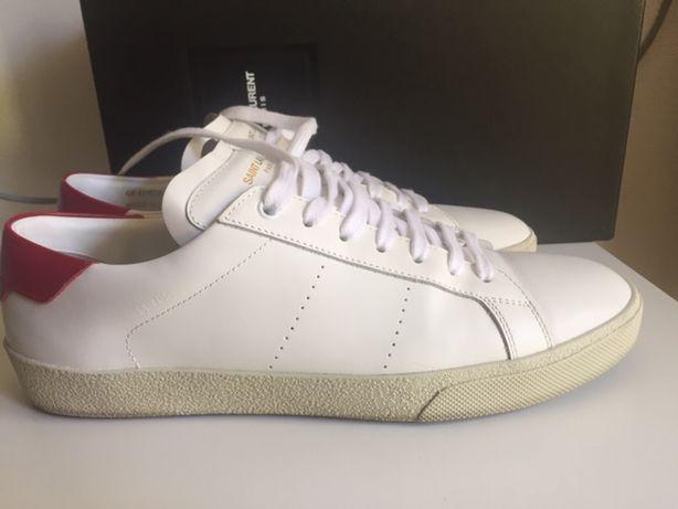 sneakersy SAINT LAURENT rozmiar 42,5