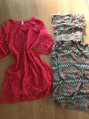 Zestaw letnich ubrań damskich rozmiar S