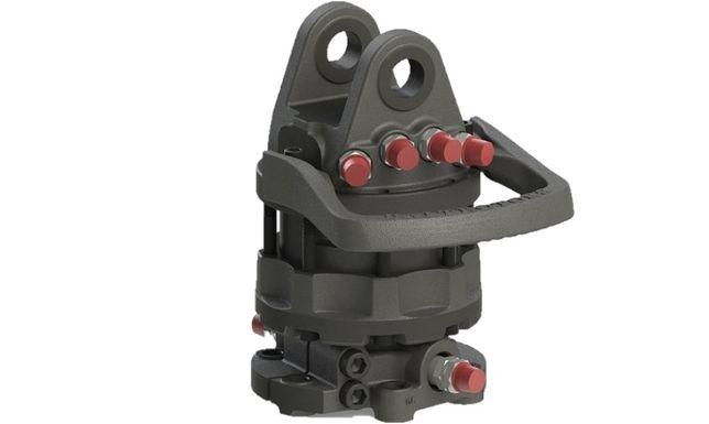 Baltrotors / 6 T / Flansza / Rotator hydrauliczny / Obrotnica / Rotor