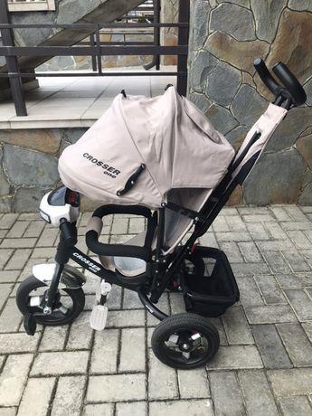 Продам детский велосипед Crosser