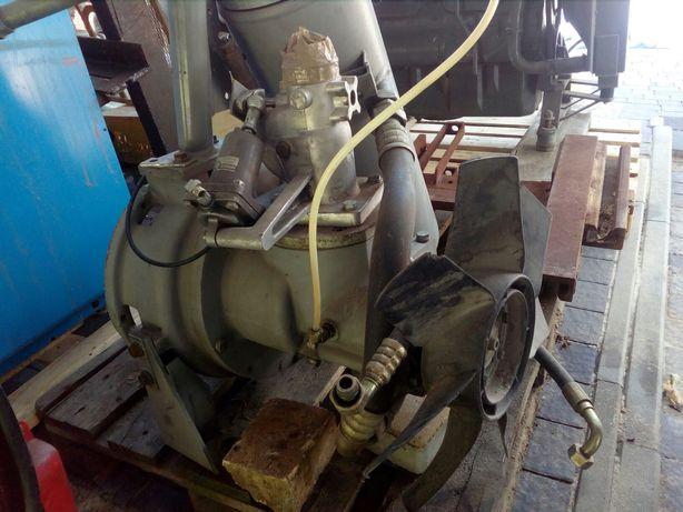 Sprężarka śrubowa demag kompresor śrubowy