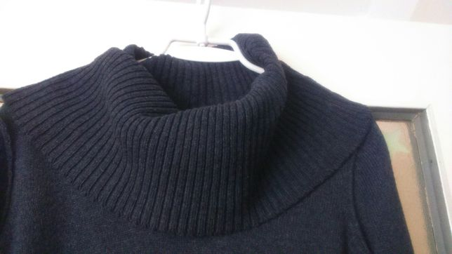 Sweter z golfem, sweterek, TOM TAILOR, rozmiar L