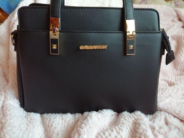Czarna torba Gallantry