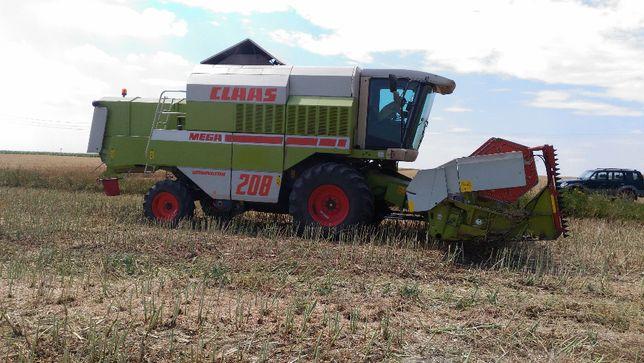 Claas Mega 208 II