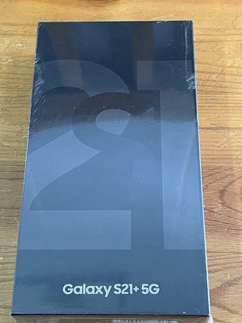 Samsung S21 Plus 128GB Novo Selado com factura e garantia