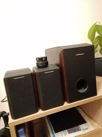 Używane głośniki 2+1 Modecom MC-MHF60U