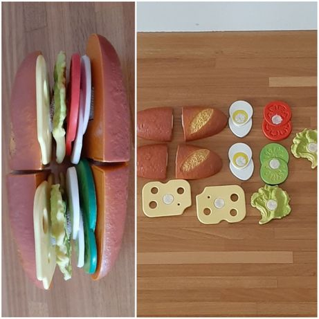 Produkty spożywcze żywność jedzenie na rzepy ELC mothercare
