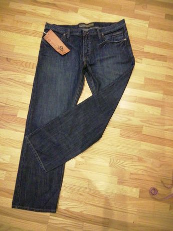 Spodnie męskie jeans oryginalne roz.44/34