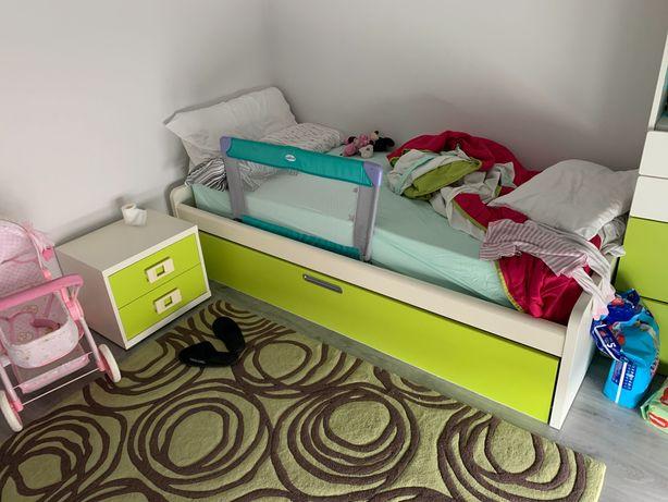 Cama para crianca + sommier +  colchões
