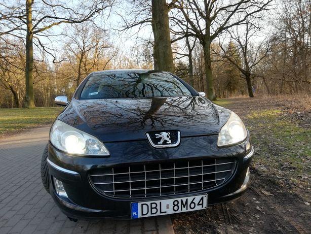 Peugeot 407 full opcja