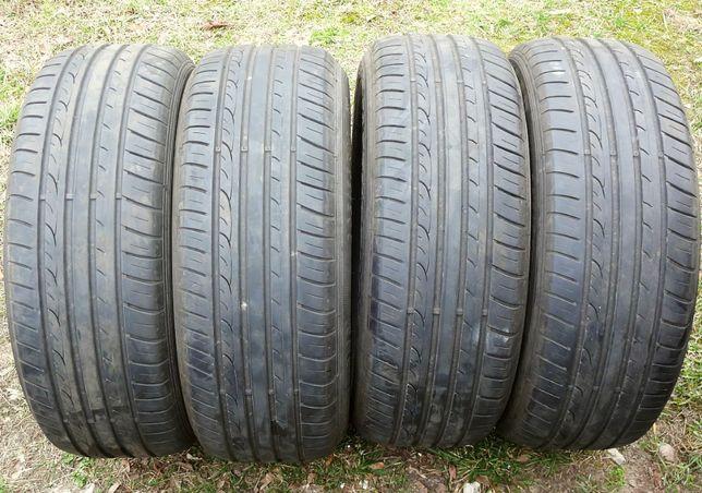 Opony letnie 4szt Dunlop SP Sport Fastresponse 205/55 R16 6,5mm W-wa