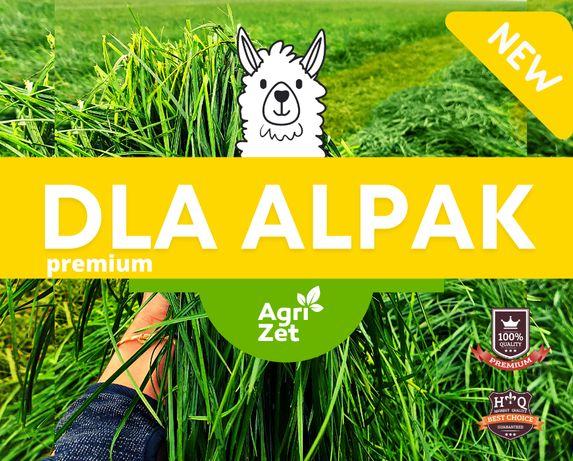 Mieszanka traw dla alpak / tereny suche /mieszanka traw GRATISY!