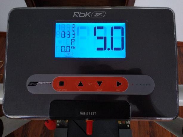Panel sterowania, wyświetlacz - bieżnia elektryczna Reebok I-RUN