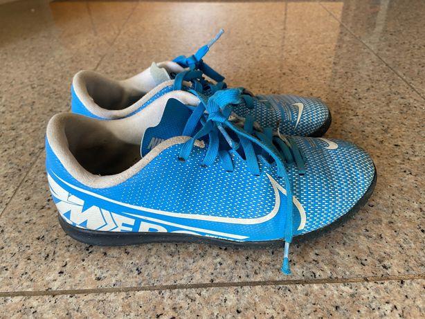 Tenis Nike azul como NOVOS