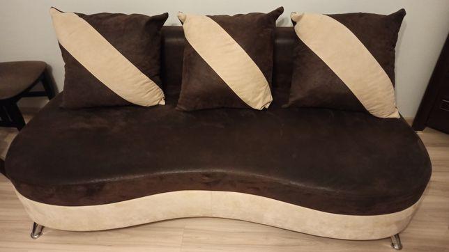 Sofa, kanapa, rozkładana.