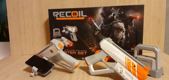 Pistolety laserowe