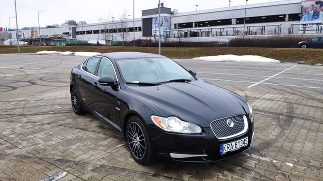 Jaguar Xf 3.0 D Premium Luxury salon PL
