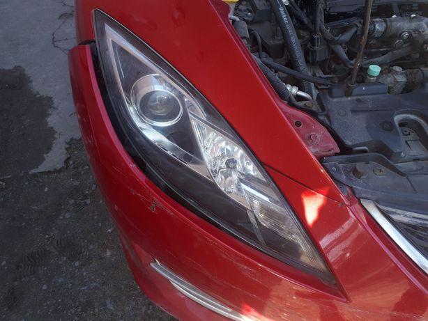 Reflektory Mazda 6 Anglia
