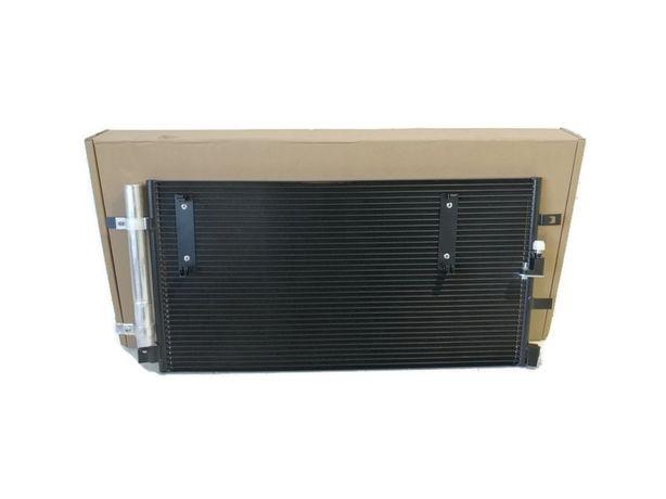 AUDI A4 A5 B8 07- Q5 8R 09- chłodnica skraplacz klimatyzacji