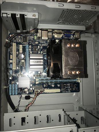 Procesor AMD Phenom II X4 965 Black Edition + Płyta główna