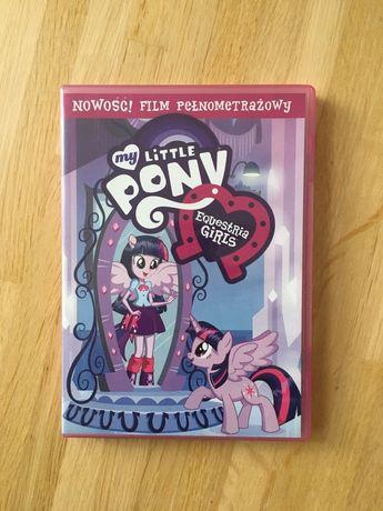 Film DVD - My little pony EQUESTRIA GIRLS