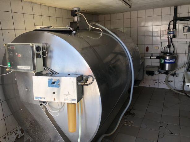 Zbiornik chlodnia  do mleka 3300 litrow