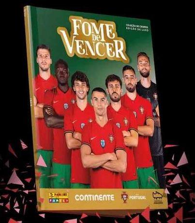 """Cromos Coleção Continente - """"Fome de Vencer"""""""