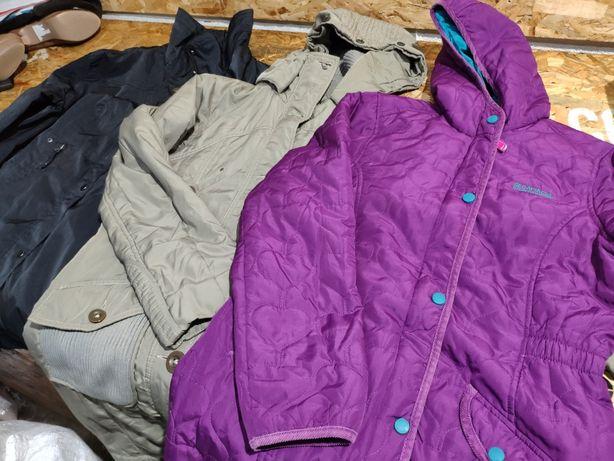 Куртка + ветровка, секонд-хенд опт, секонд крем