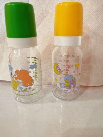 Бутылочка бутылка стеклянная 125 мл Canpol