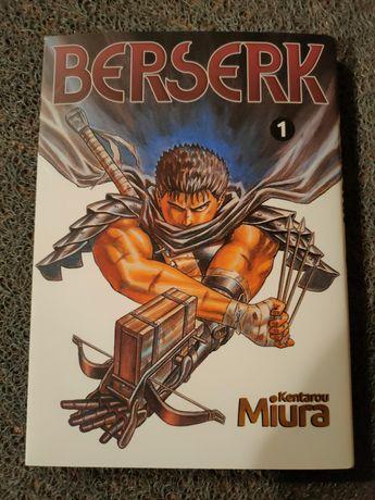 Manga pt. Berserk, tom 1