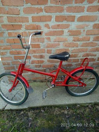 Продам подростковий велосипед СССР  ТИСА