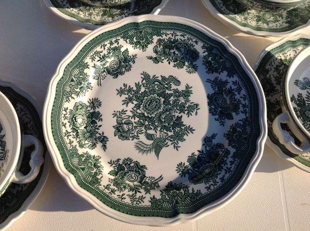 посуда )villeroy& boch фазан тарелки