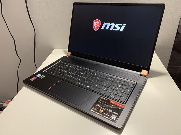 "MSI GS75 Stealth 9SF 17"" 144Hz IPS/RTX 2070 8gb/i7-9750H/16gb/1Tb NVM"