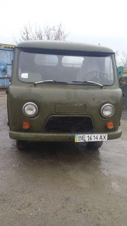 Уаз 3303 ( бортовой ).