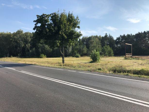Działka Nowe Miasto nad Wartą 1800m2 przy drodze ekspresowej S11