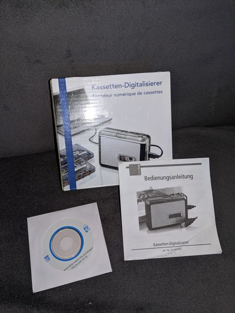 Digitalizer, konwenter kaset magnetofonowych