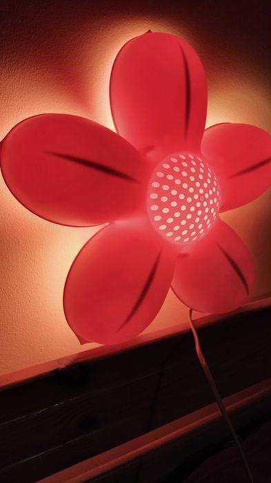 Lampka kwiatek ikea 2 sztuki Olsztyn - image 1