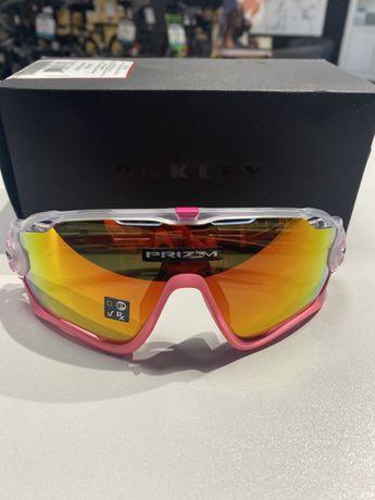 Oakley Jawbreaker pink nowe!!