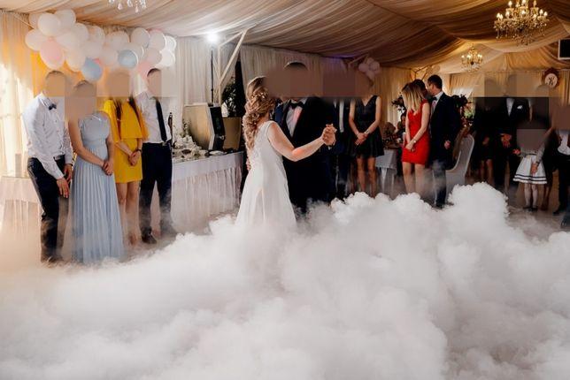 Ciężki dym na wesele - Taniec w chmurach