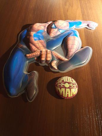 Naklejka ścienna 3D ze Spidermanem
