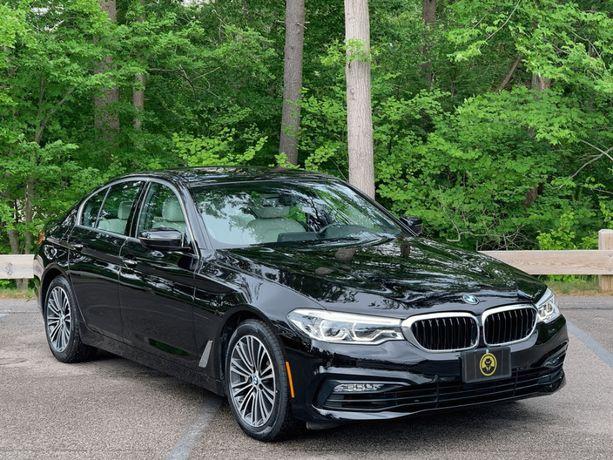 BMW 540 x-drive 2017