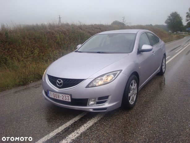 Mazda 6 2.0 140km Klimatronik Navi Lift