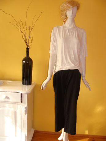 spodnie 3\4 rozmiar XL czarne