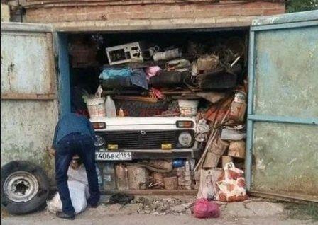 Уборка гаражей, вывоз мебели, хлама, строительного мусора, строймусора