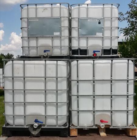 Zbiorniki 1000 l czyste  / mauzer/ deszczówka/ szambo/rsm