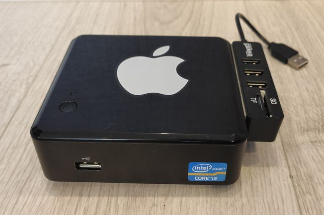 Mac mini i3 Hackintosh Intel NUC PC міні пк