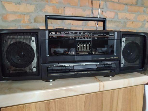 Продам музыкальный центр JVC - 100 (новый)